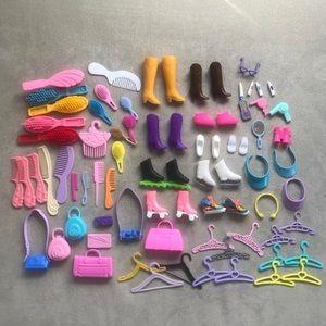 Vintage Barbie Shoes & Accessories